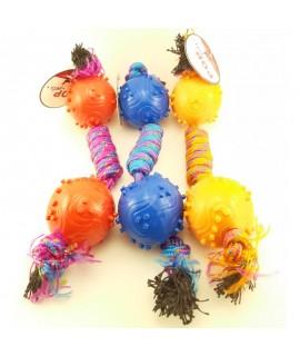 Žaislas šunims pinta virvė...