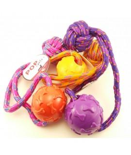Žaislas šunims virvė su...