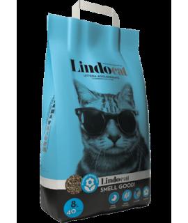 Lindocat smell good...