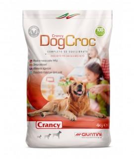 Crancy dog croc sausas...