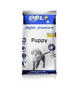 Del+ Gourmet Puppy - sausas...