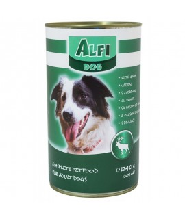 ALFI DOG (GAME) - konservai...
