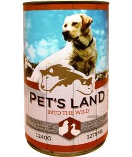 Pet's Land konservai su...