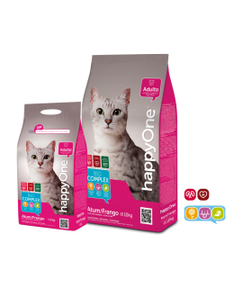 HappyOne Cat Adult Tuna -...