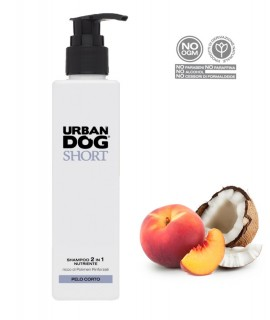 Urban Dog SHORT 2 in 1 -...