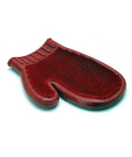 Pirštinė masažui guminė
