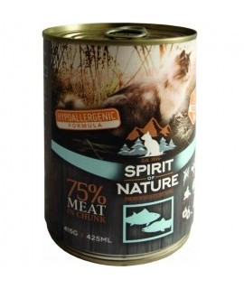 Spirit of nature cat tuna...