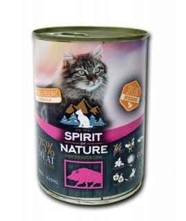 Spirit of nature cat hog....