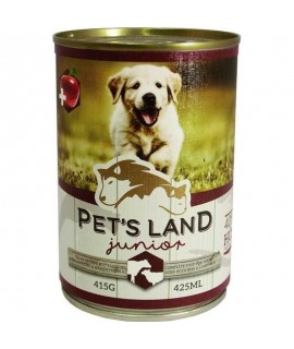 Pet's Land Dog Junior Beef...