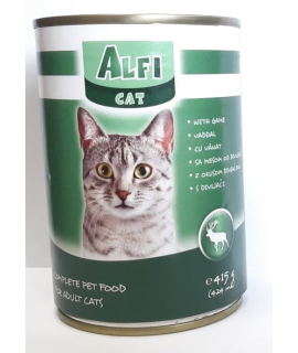 ALFI CAT (Game) - konservai...