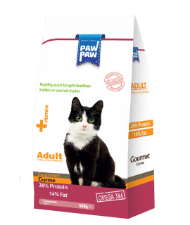 Pawpaw Adult Cat Gourmet...